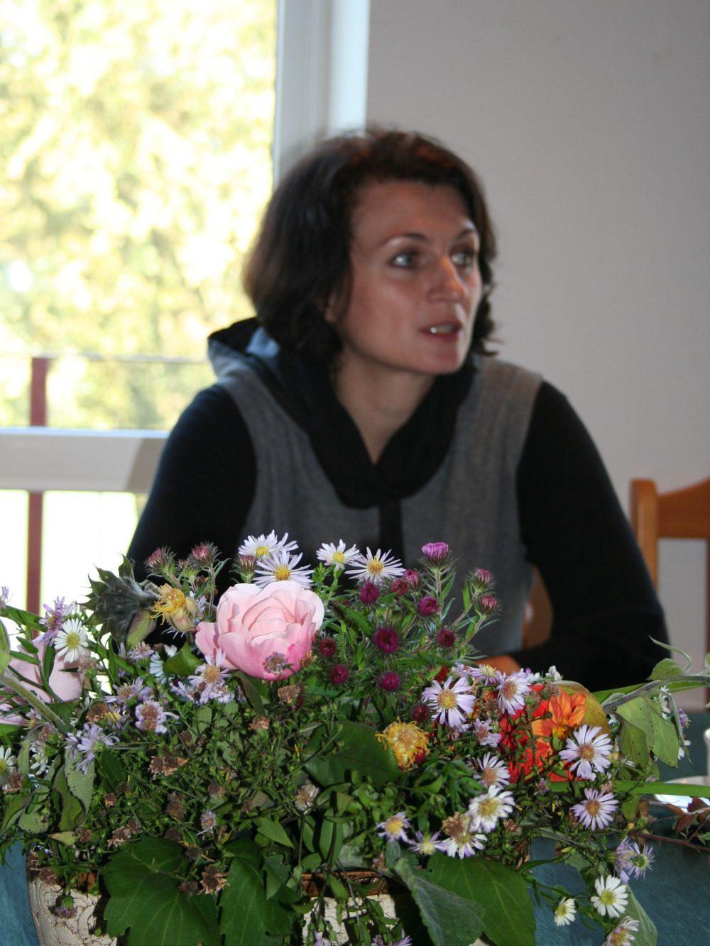 Olesia Sanocka – założycielka wspólnoty Oselya z Lwowa