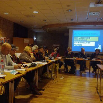 Rada Regionu Emmaüs Europe w Malmoe (Szwecja – 2017)