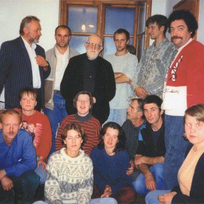 ze wspólnotą 1998 r.